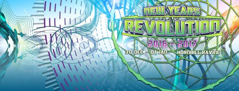REVOLUTION New Years Eve Festival