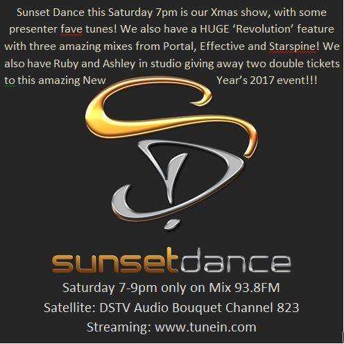 Sunset Dance 171216