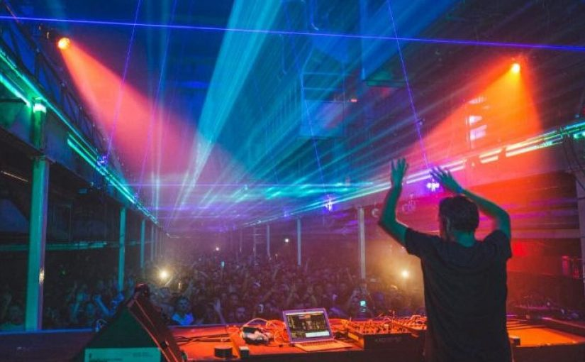 Maceo Plex @ Printworks Issue 002 Opening Party