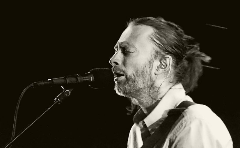 Thom Yorke (Live) – A Legend And His Piano