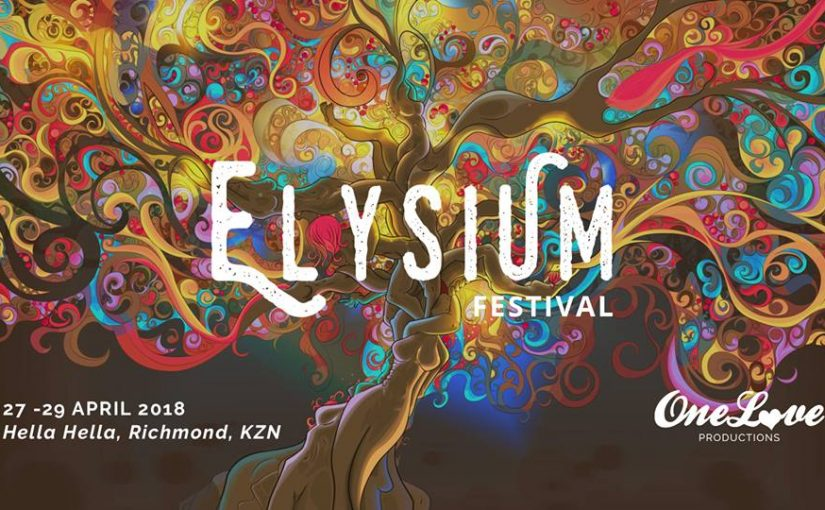 Elysium Festival, Hella Hella Adventure Centre, Richmond, KZN, South Africa