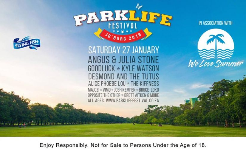IDM Mag are giving away 2 tickets to Parklife Festival 27 January