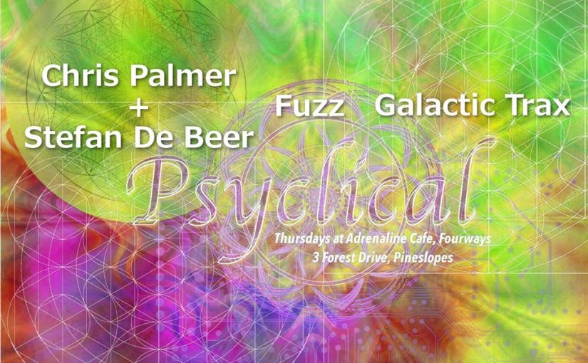 Stefan De Beer vs Chris Palmer at Psyclical