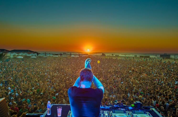 JOHN DIGWEED live from CRSSD Fest