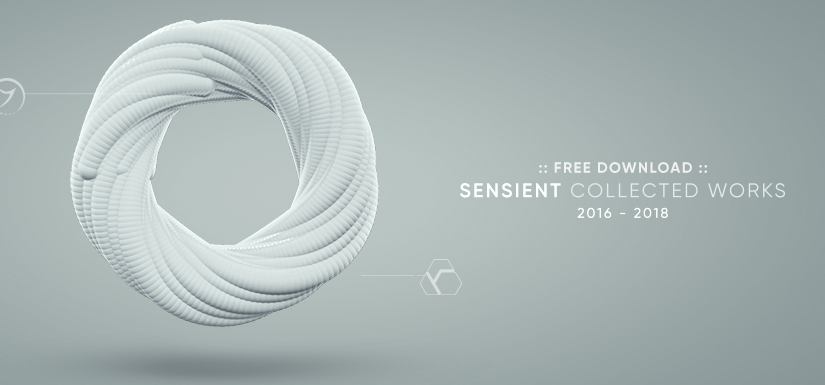 Sensient – Collected Works (Free DL)