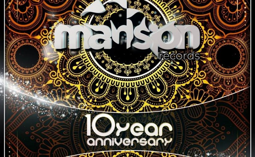 Chris Palmer Mansion Records 10th Anniversary Techno Set