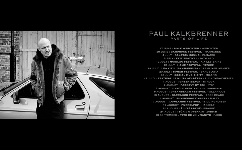Paul Kalkbrenner live set at Sonar