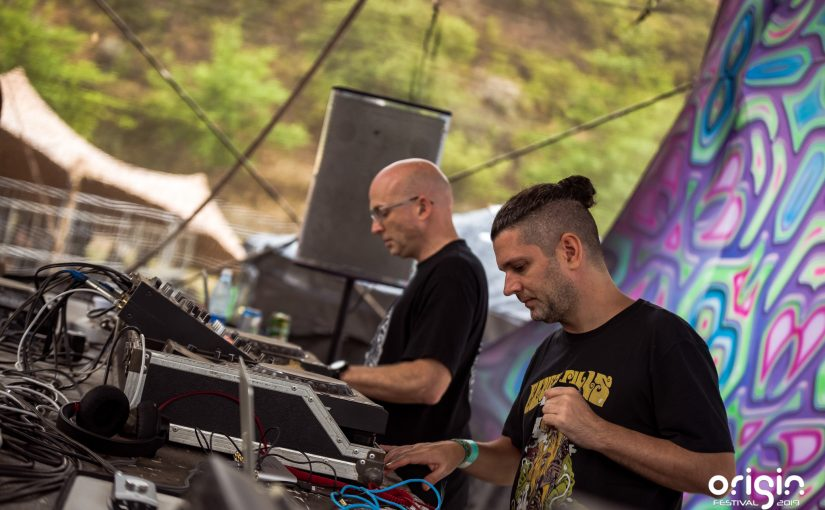 Circuit Breakers at Origin Festival