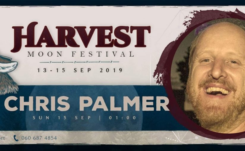 Chris Palmer Harvest Moon Psy Set