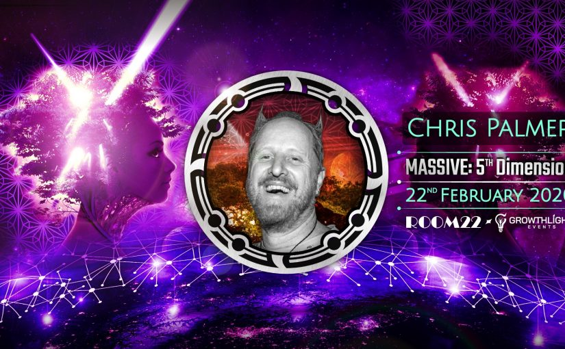 Chris Palmer Massive:5th Dimension Dark Prog set