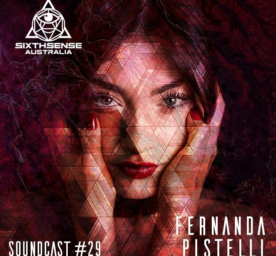 Fernanda Pistelli at Deck Sessions for SixthSense Australia