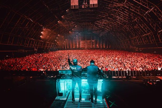 Camelphat at Creamfields